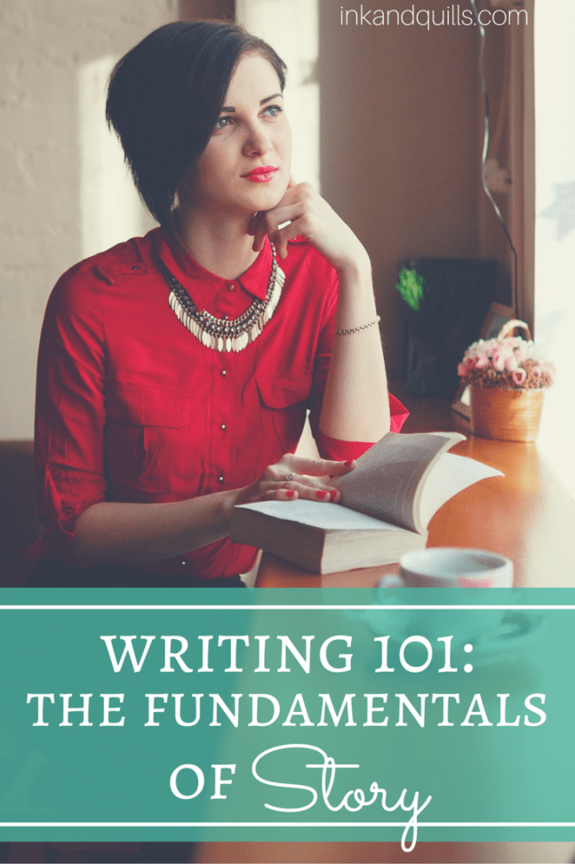 Before we can write a story, we must first understand how story works. And before we can understand that, we must understand why we read. Learn the fundamentals of story in the first part in a new series for beginning writers!