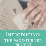 Introducing: The Page-Turner Project