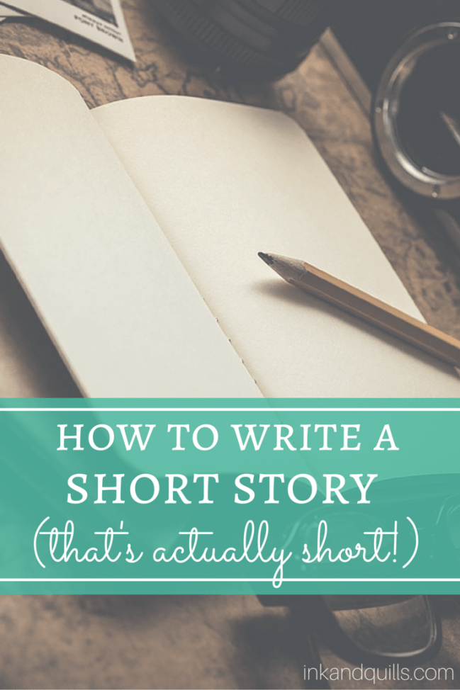 "Want to write a short story but struggling on the ""short"" part? Learn my top tips for trimming down your story!"