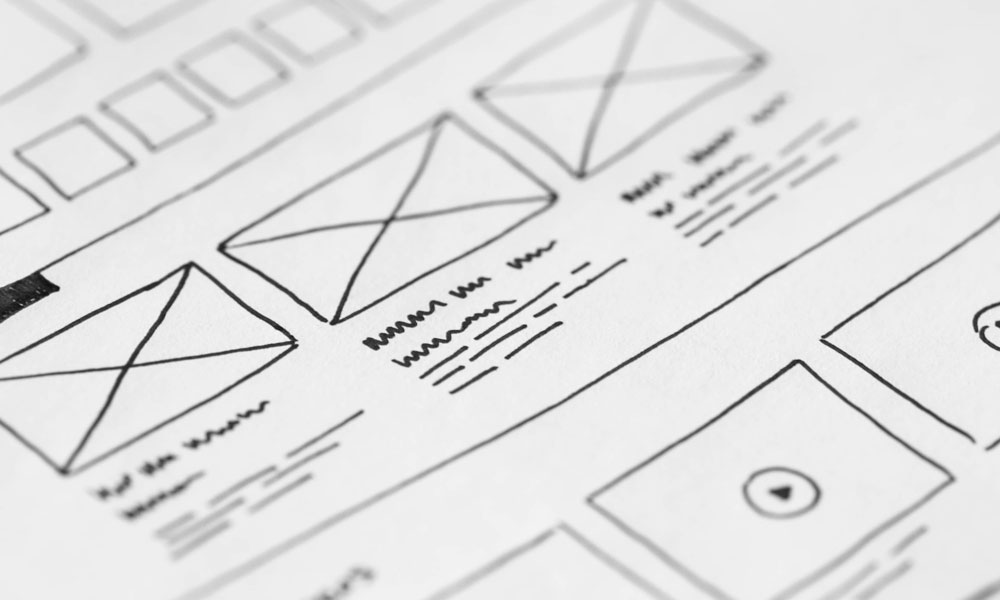 The Importance of Wireframing in Web Design -- Website Wireframes