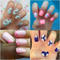 Nail Design Ideas For Spring 13 - Inkcloth