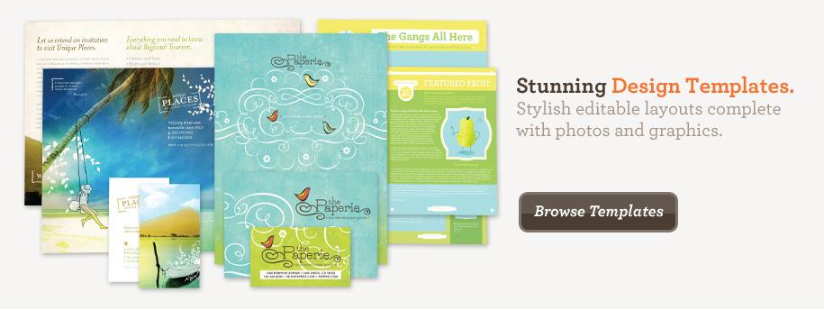Graphic Design Templates, Logos, Presentations, and Printing Inkd