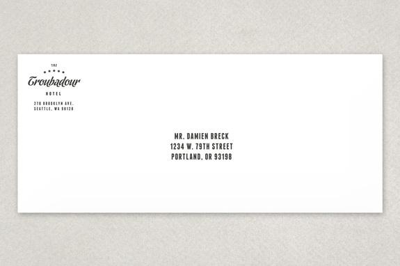 Envelope Templates, Business Envelope Designs Inkd - Small Envelope Template