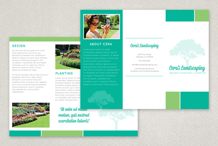 Brochure Templates and Brochure Sample Designs for Business Inkd