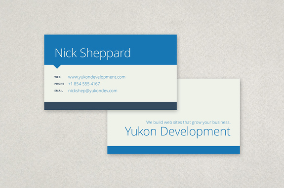 Business Card Templates, Business Card Design Samples Inkd - business card sample