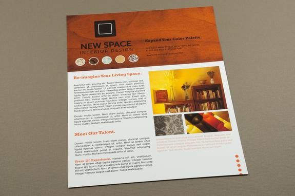 Interior Design Flyer Template Inkd - interior design brochure template