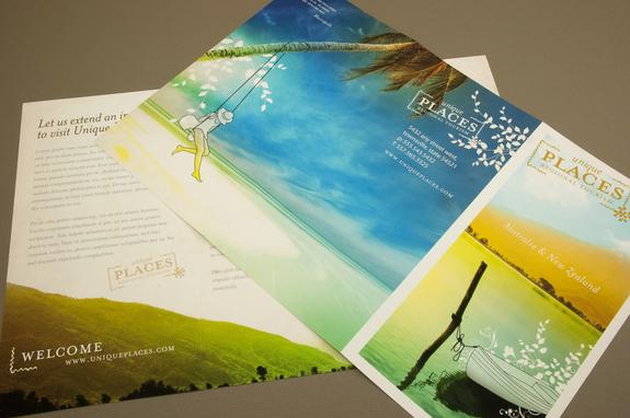 Tourism Brochure Template Inkd