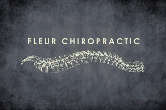 Chiropractic Logo Template Inkd