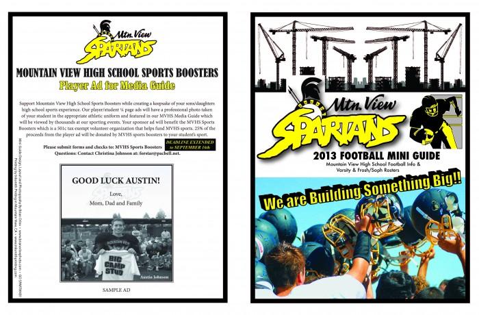 Sports Brochure - Inksmith Printing