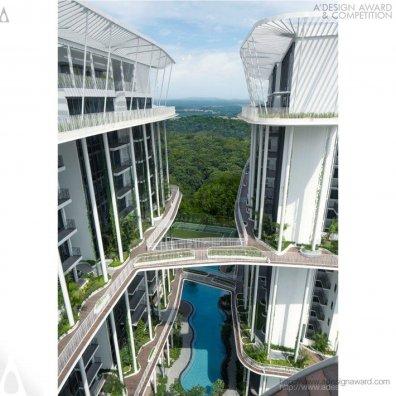 The Tembusu by Arc Studio Architecture + Urbanism Pte Ltd - Singapur