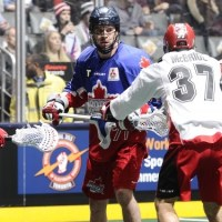 Knighthawks Acquire Kevin Ross From Toronto