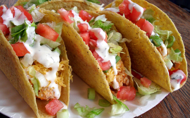 how to make taco tortillas