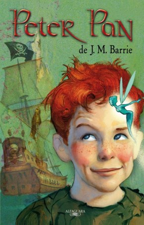 Peter Pan, de J. M. Barrie.