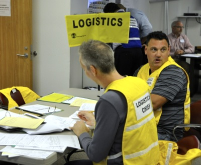 earthquake logistic team_2nd