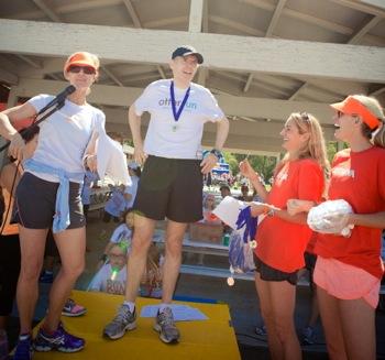 male winner Are you in run