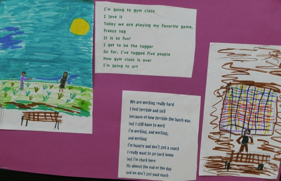 Trinity School third grade project_horizontal