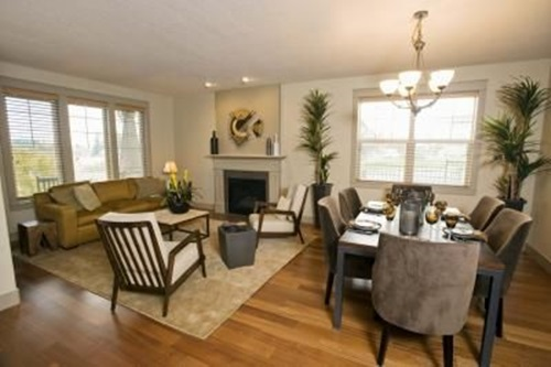4 Tricks to Decorate Your Living Room and Dining Room Combo - living room and dining room combo