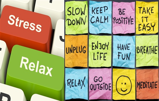 HOW TO MANAGE STRESS, PART II