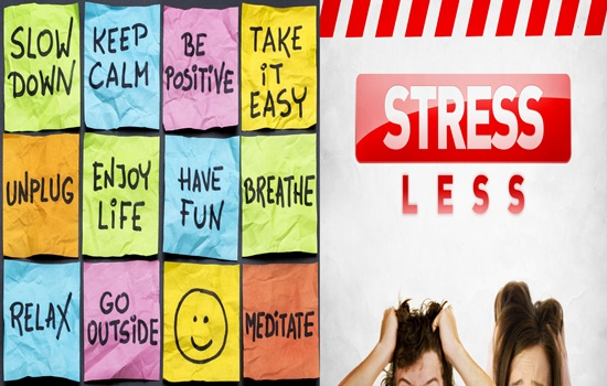 How to manage stress and cope with it?