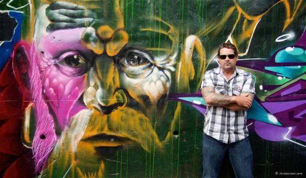 Grafitti Tour: Toucan Tours, Medellin, Colombia