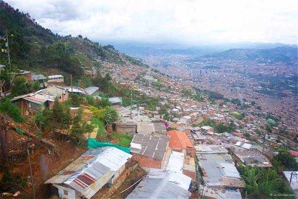Metrocable: Medellín, Colombia