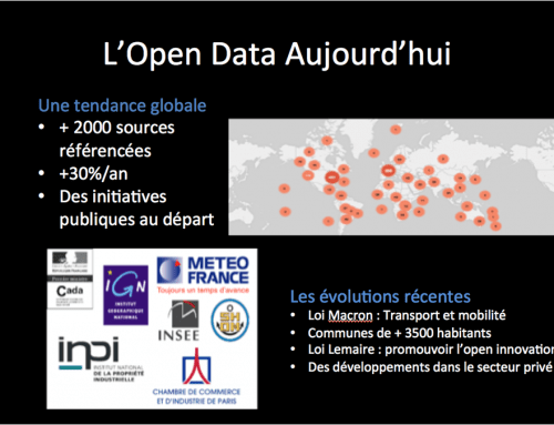 Think Tank Big Data : L'OpenData, moteur de la transformation digitale ?
