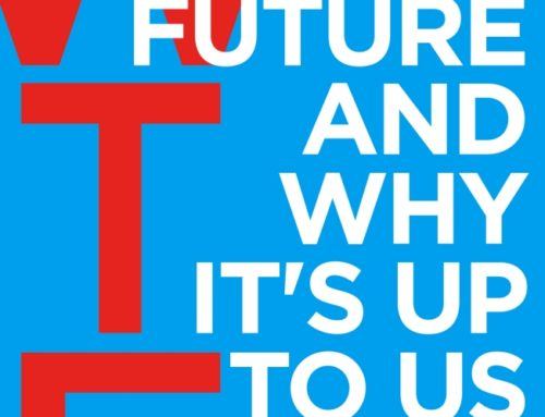 Livre recommandé par InnoCherche – Tim O'REILLY « What's the future and why it's up to us ? »
