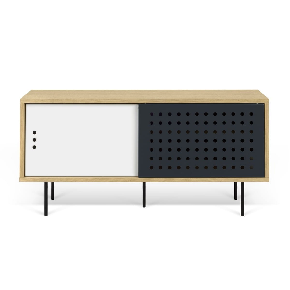 Tv Lowboard Dot Dann Dots 135 Tv Bench