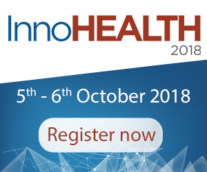 InnoHEALTH conference 2018 banner