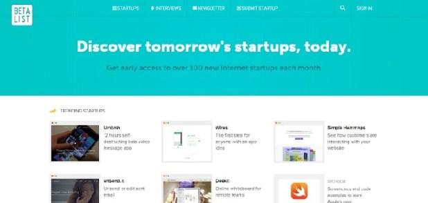 Betalist como hallar nichos de comercio rentables para tu compañia innokabi lean startup