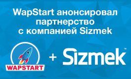 WapStart анонсировал партнерство с компанией Sizmek