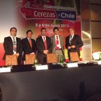 La Cereza Chilena en el Mundo
