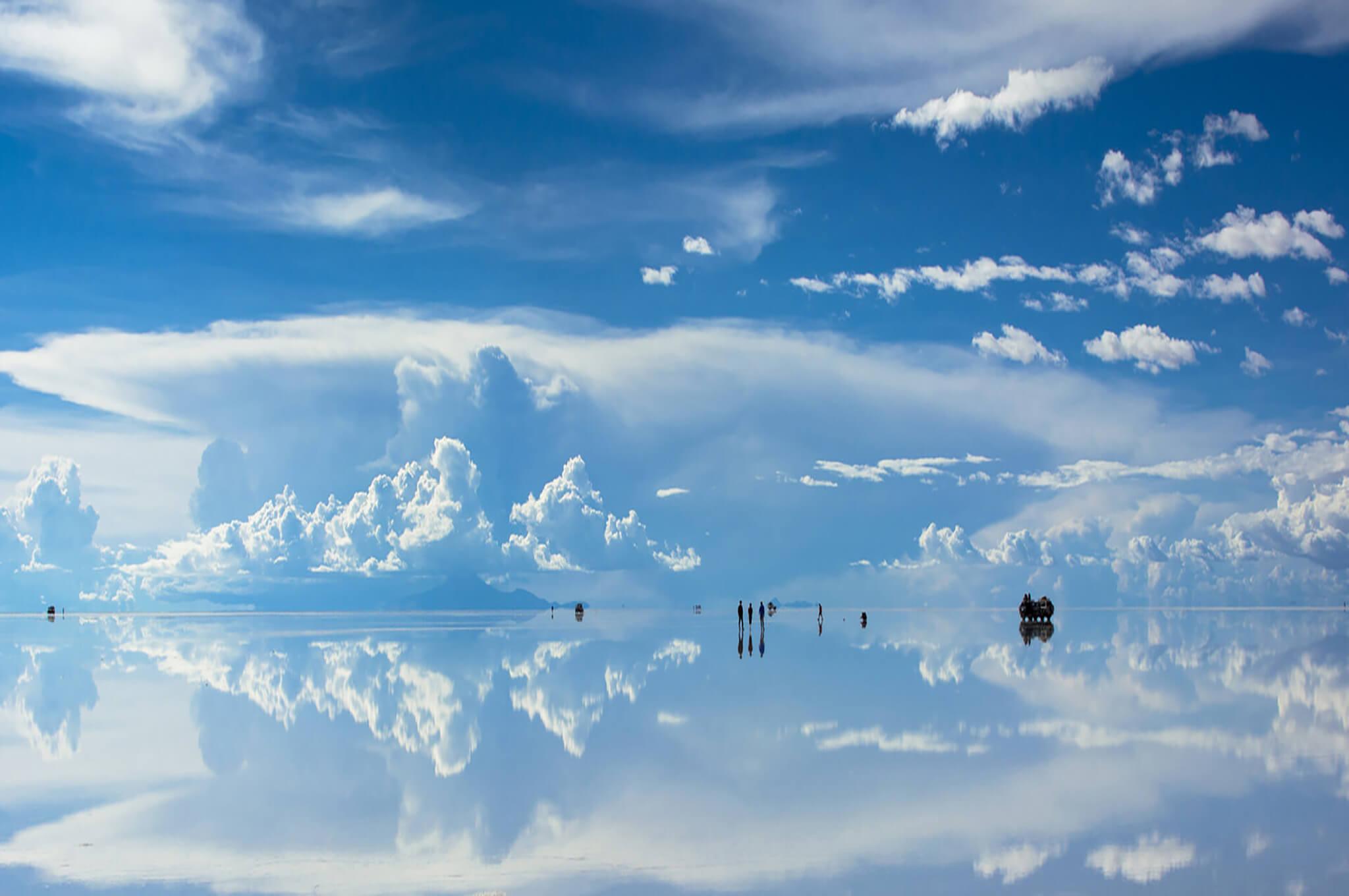 Looking Glass Falls Desktop Wallpaper Bolivia Uyuni Salt Flat Amp Potos 205 Innovart Tours