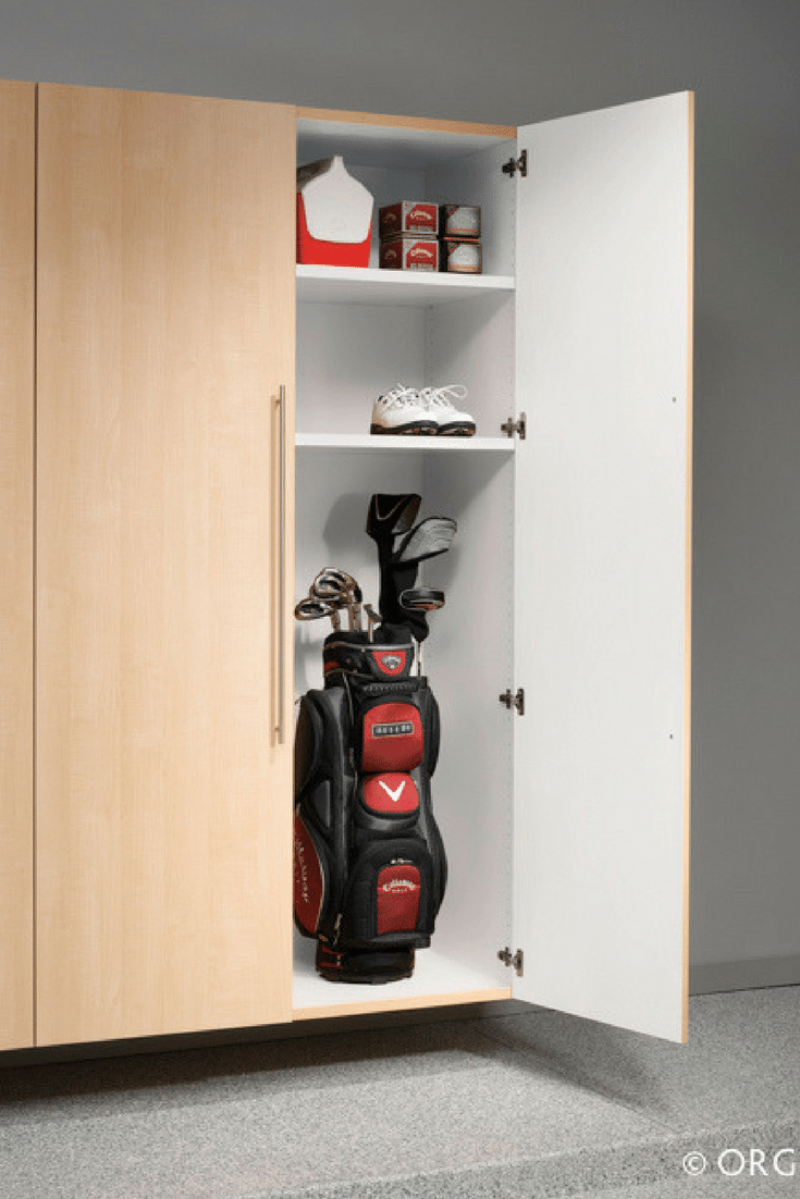 Garage Man Cave Extension How To Compare Wood Vs Metal Garage Cabinetry Columbus Ohio