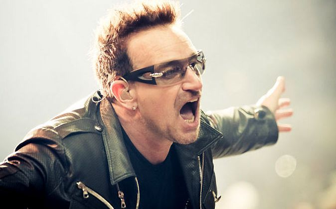 Bono Becomes Richest Pop Star
