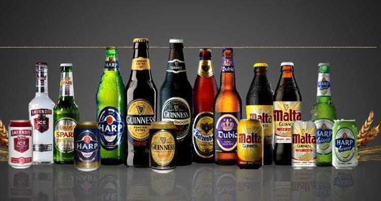 Guinness brands