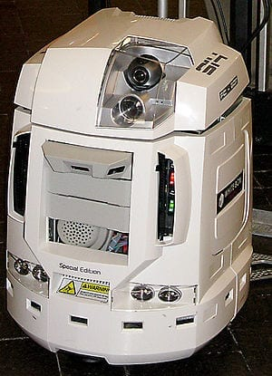 Picture of a 914 PC-BOT