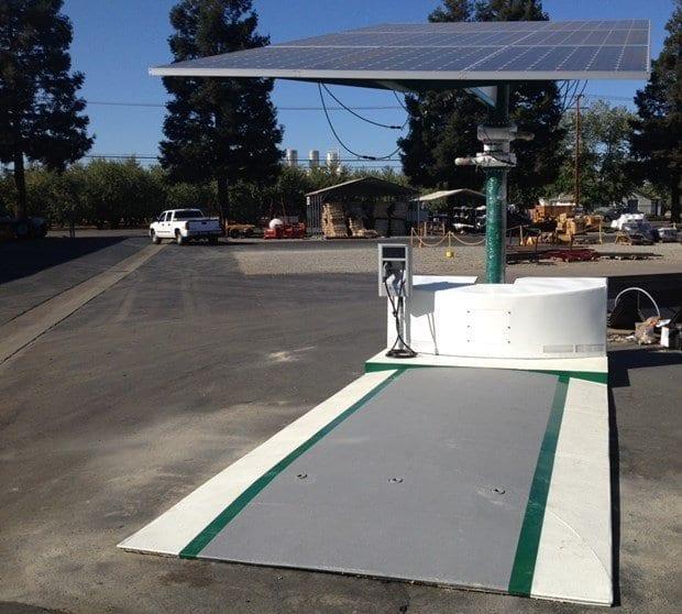 envision solar EV ARC 1