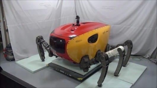kiost-crabster