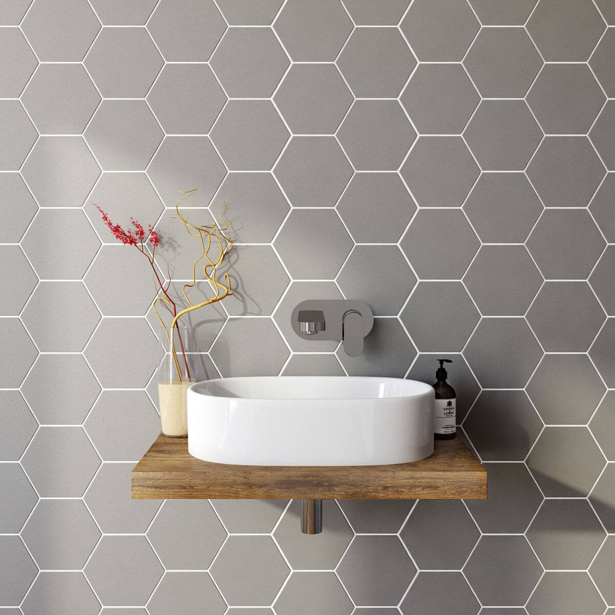 16 Vibrant Bathroom Tile Ideas You Need To Try Innovative Decor
