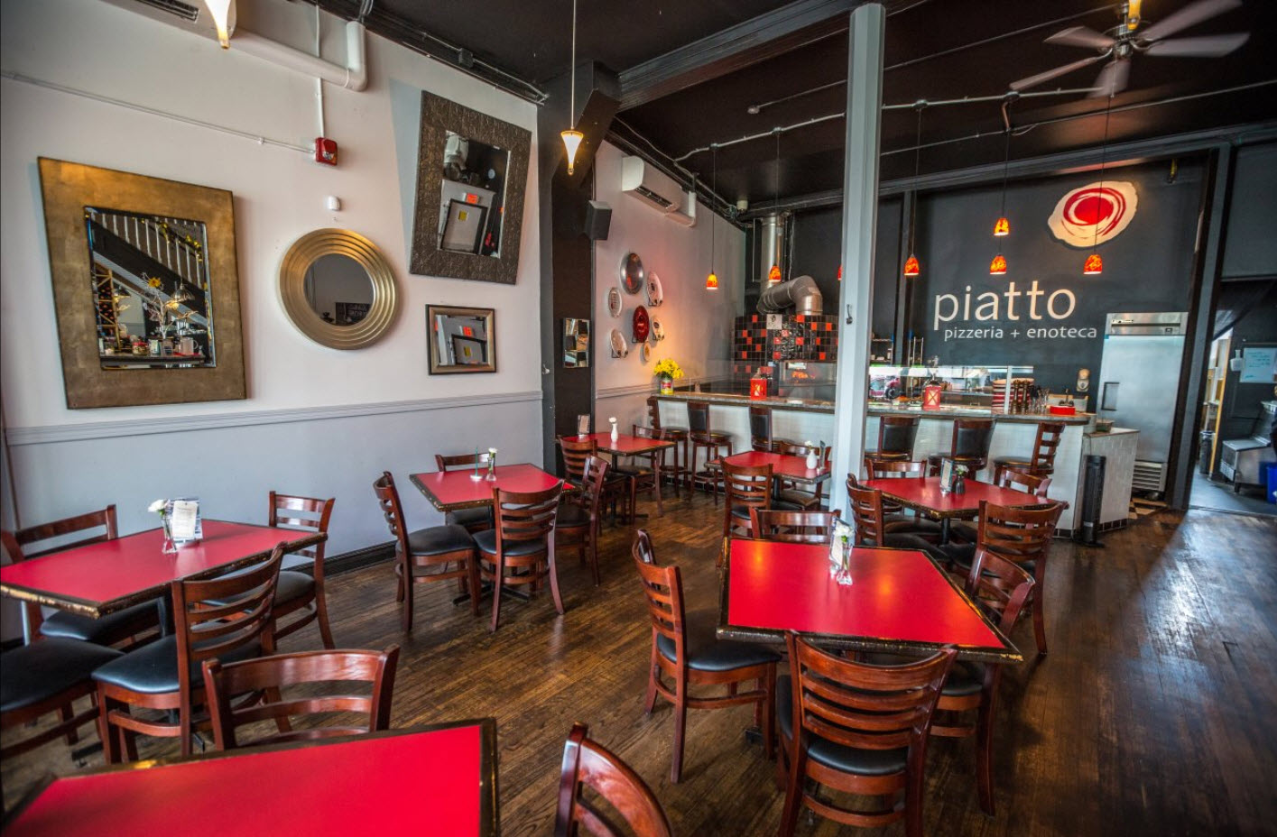 Restaurant Furniture Supply Helps Gianni S Pizza Update Their Seating Innovative Seating Blog