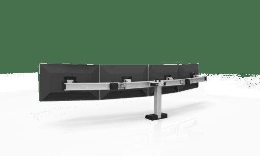 Bildr Quad Monitor Mount Innovative