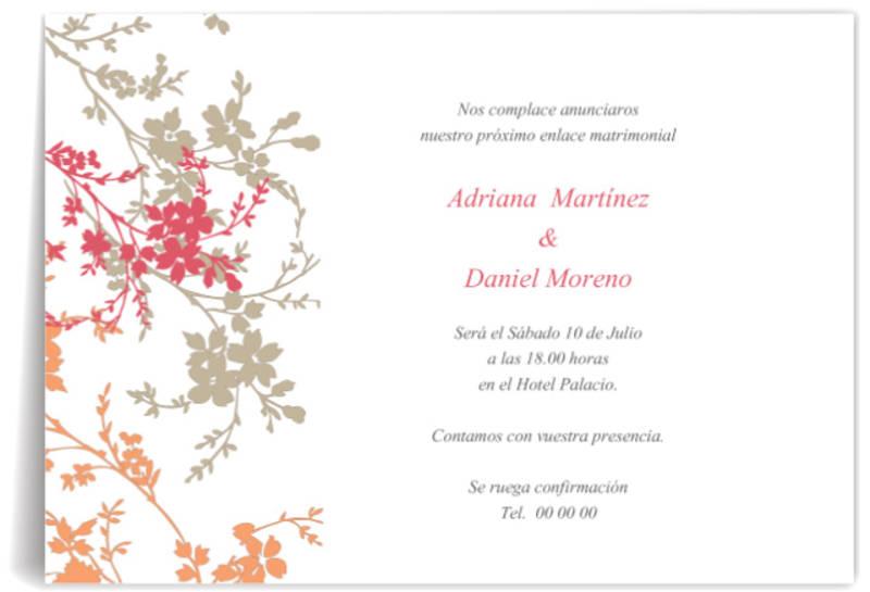 Invitaciones originales para bodas originales por Innovias Innovias