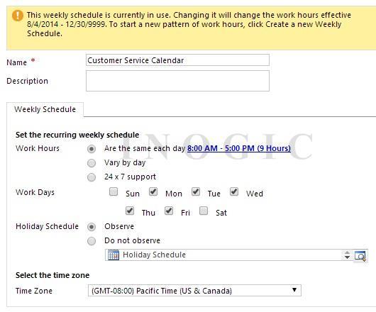 Calendars and Expand Calendar request in CRM 2013 SP1 - Microsoft