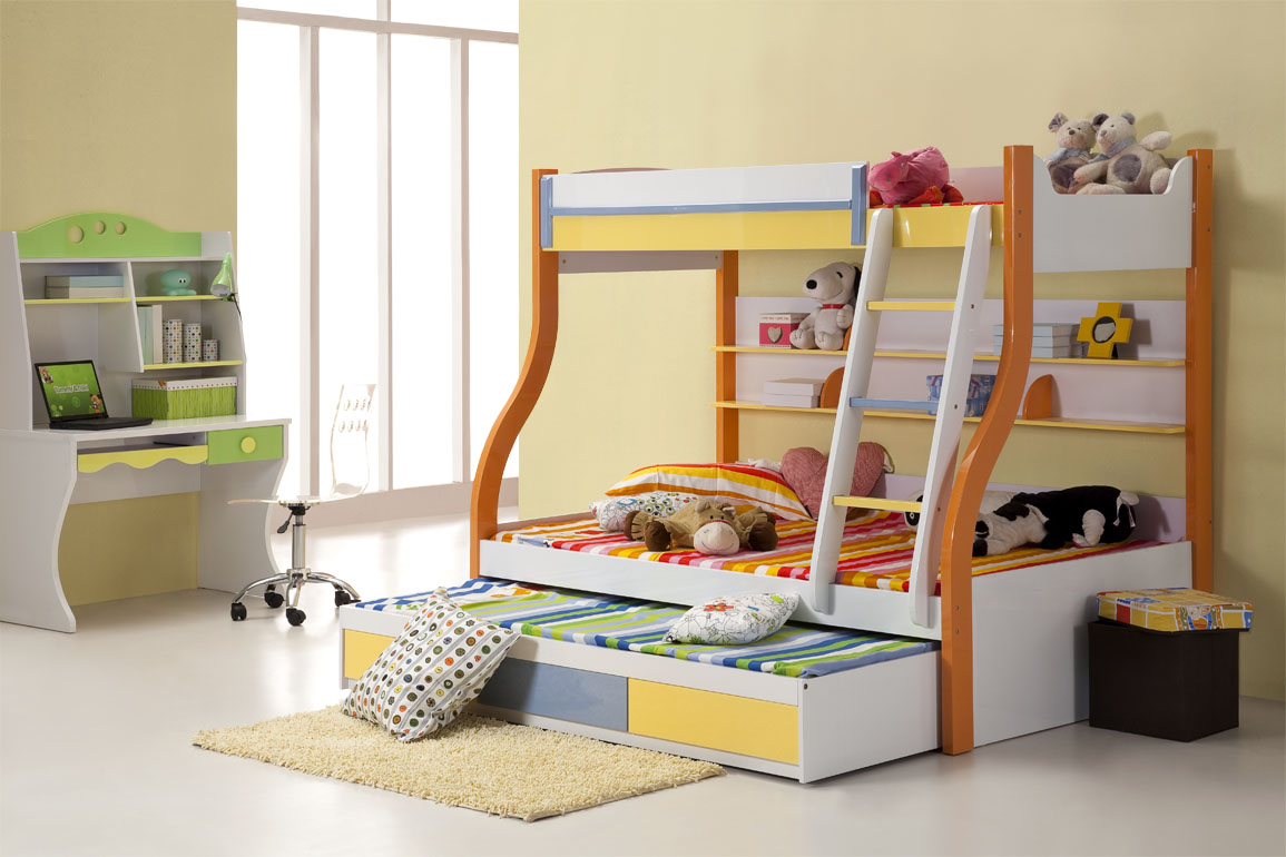 Bunk Beds For Kids 8 Stunning Bunk Beds For Kids Design Inoutinterior