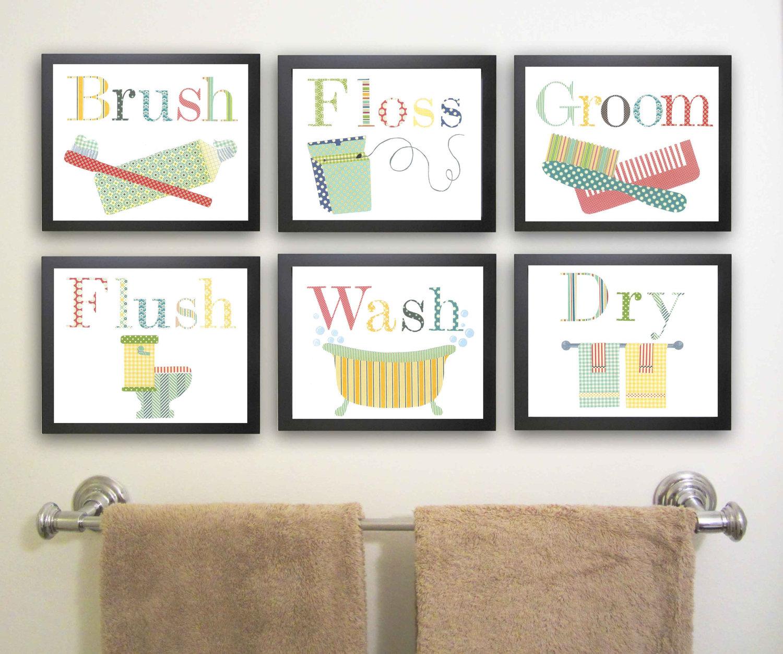 Bathroom Wall Art & Decorating Tips  InOutInterior