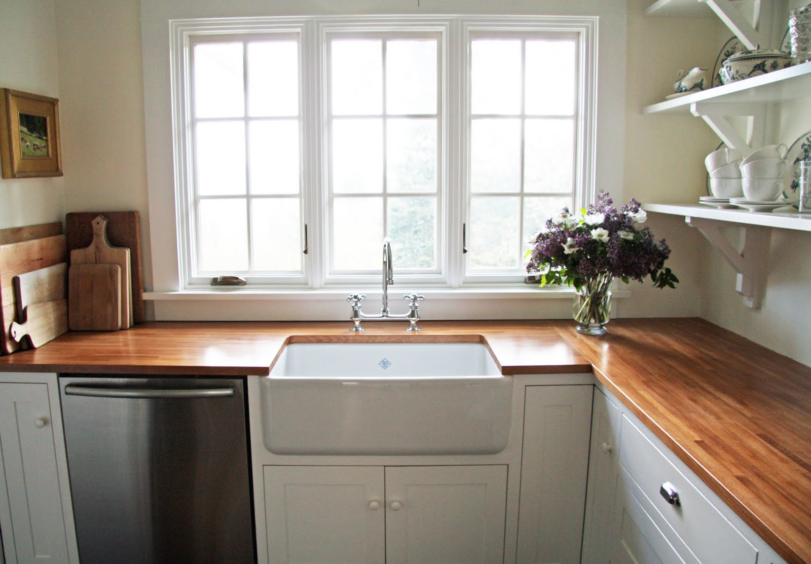 Butcher Block Countertops Care Butcher Block Countertops Great Option For Any Kitchen