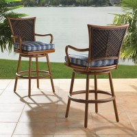 Outdoor Bar Stools - Spice Up Your Outdoor Decor ...