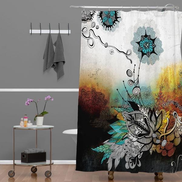 Unique Shower Curtains