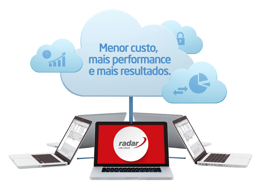 Cloud | Menor custo, mais performance e mais resultados.